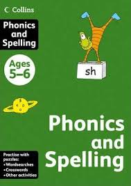 Collins Phonics and Spelling 5-6