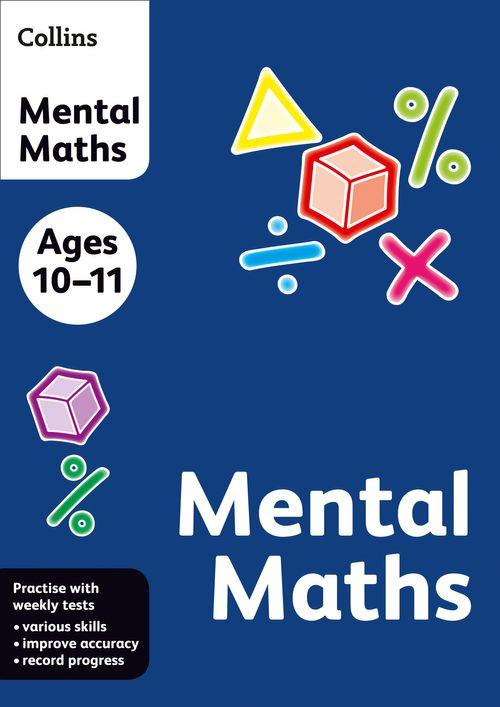 Collins Mental Maths 10-11