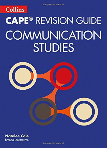 Collins Cape Revision Guide- Communication Studies