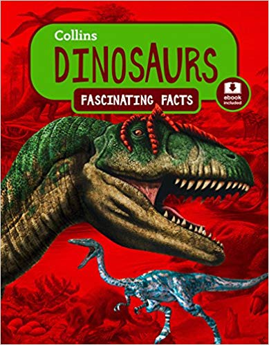 Collins Fascinating Facts Dinosaurs