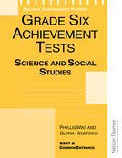 Grade Six Achievement Tests Assessment Papers Science and Social Studies (Nelson Assessment Papers)