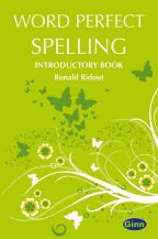 Word Perfect Spelling Intro Book Intl 2nd Edition