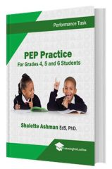 PEP Practice Performance Task Workbook