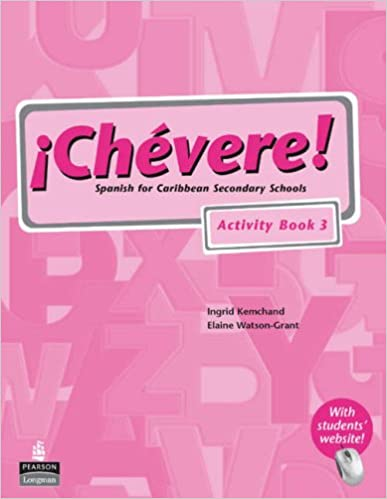 ICHEVERE! Activity Book 3