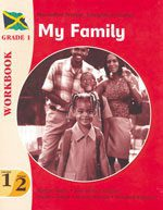 Macmillan Primary Integrated Studies: Grade 1 Term 2 Workbook: My Family Macmillan Primary Books