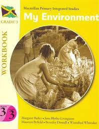 Macmillan Primary Integrated Studies: Grade 3 Term 3 Workbook: My Environment Macmillan Primary Books