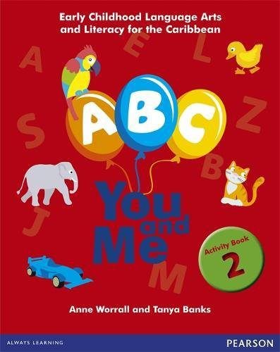 ABC You & Me Activity Book 2