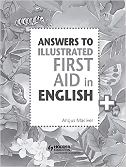 Answers to the Illustrated First Aid in English Book