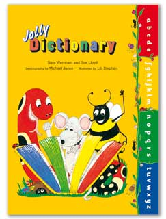 Jolly Dictionary Paperback