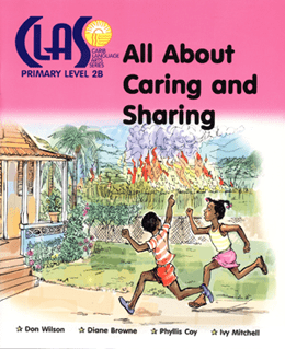 Carib Language Arts Series Level 2B: All About Caring & Sharing