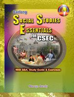 Carlong Social Studies Essentials for CSEC with SBA, Study Guides & Exercises