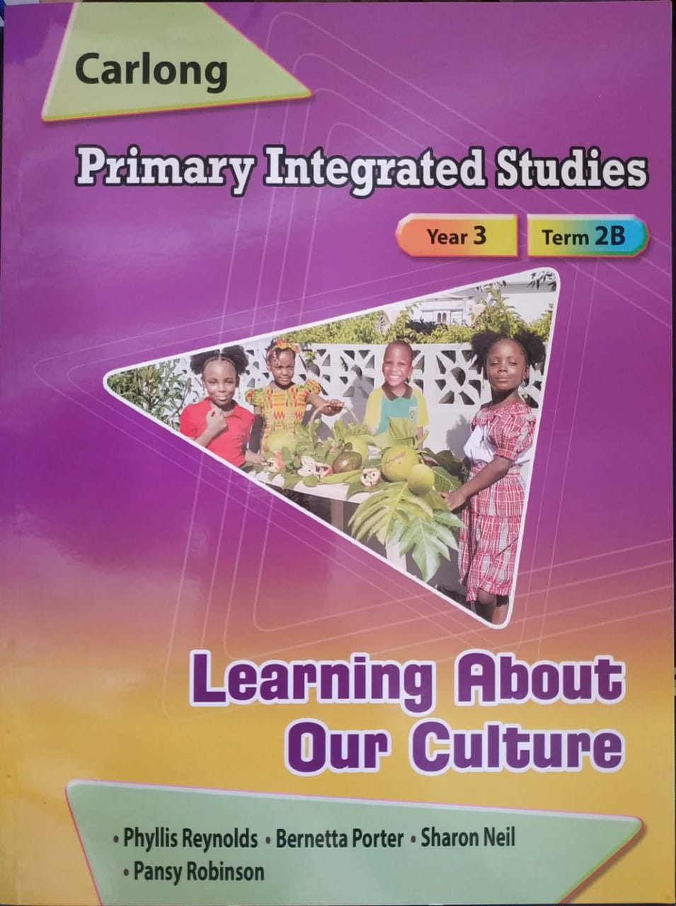Carlong Primary Integrated Studies Learning about Our Culture (Yr.3/Term 2)