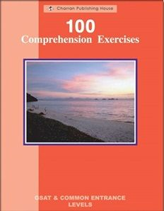 100 Comprehension Exercises