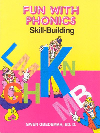 Fun With Phonics Skill Building