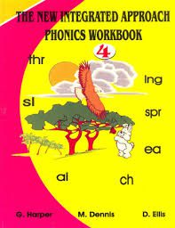 The New Integrated Approach Phonics Workbook 4