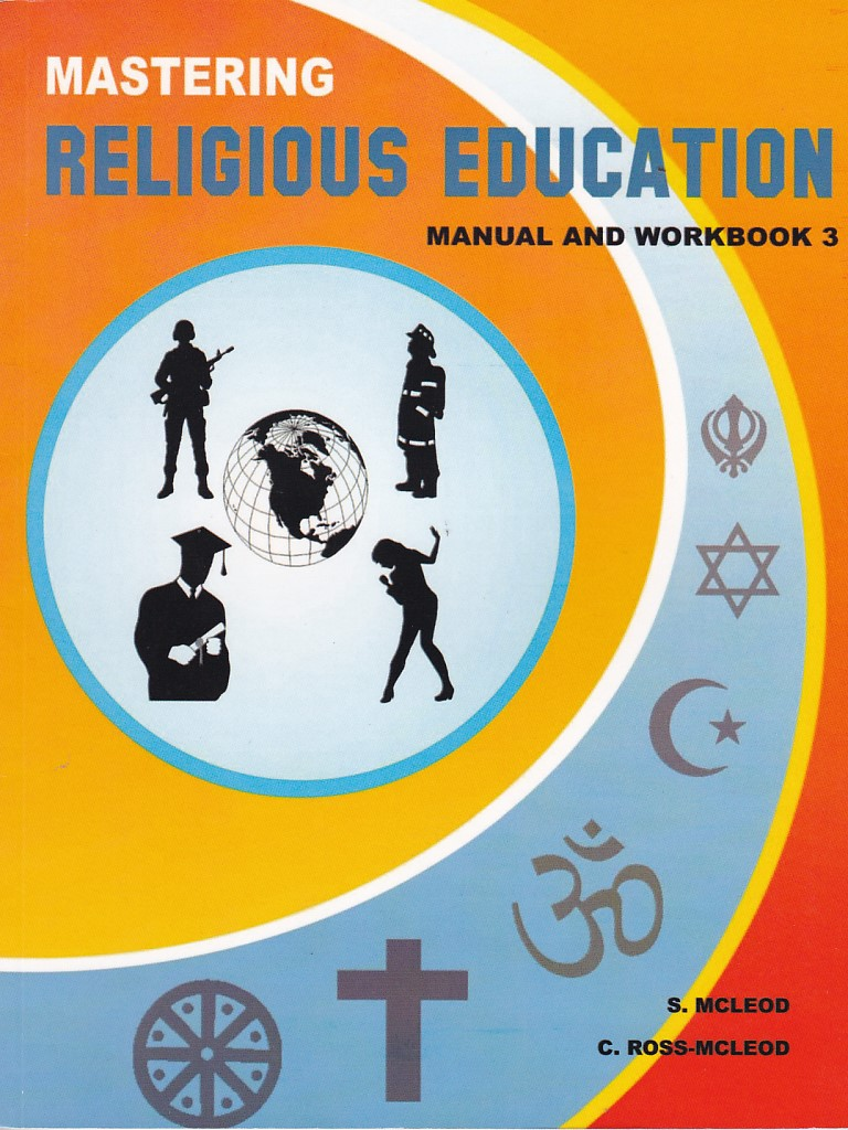 Mastering Religious Education Workbook and Manual 3