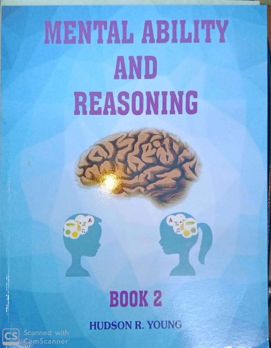 Mental Ability and Reasoning Book 2