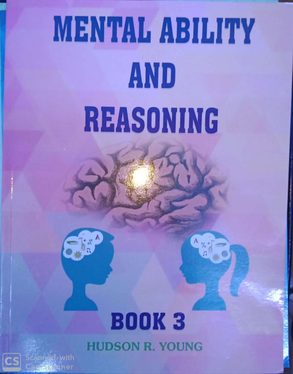 Mental Ability and Reasoning Book 3