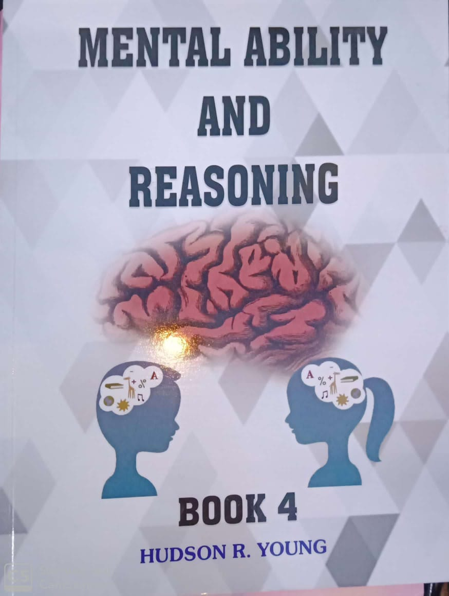 Mental Ability and Reasoning Book 4