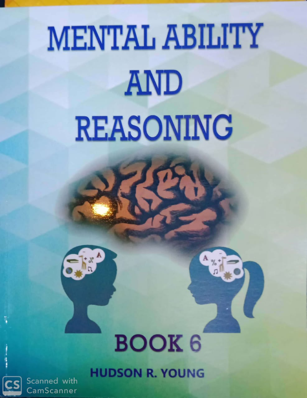 Mental Ability and Reasoning Book 6